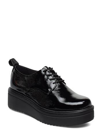 VAGABOND Tara Nauhakengät Matalapohjaiset Kengät Musta VAGABOND BLACK