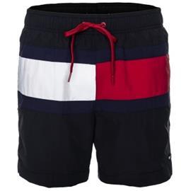 Tommy Hilfiger ColorBlock Medium Swim Shorts * Ilmainen Toimitus * * Kampanja *