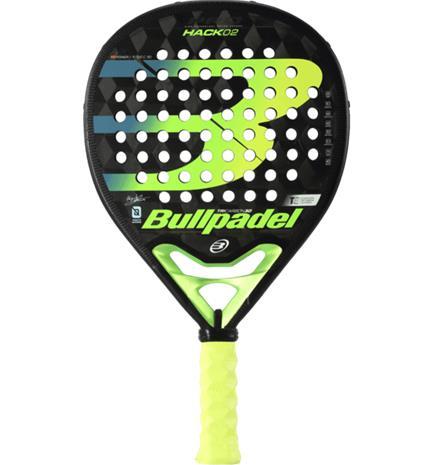 Bullpadel HACK 02 20 BLACK/GREEN