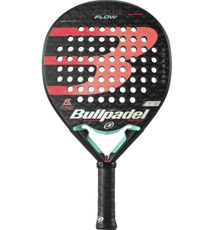 Bullpadel FLOW WMN 20 BLACK/TURQUISE