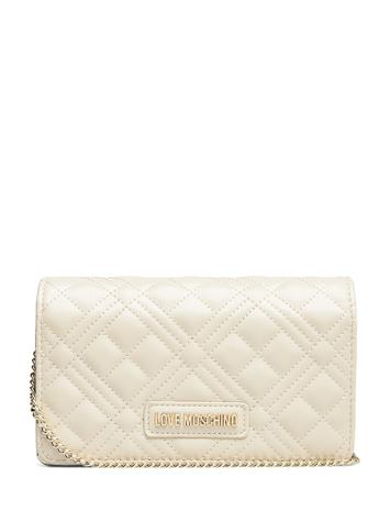 Love Moschino Bags Multi-Fuction-Pouch Bags Small Shoulder Bags - Crossbody Bags Valkoinen Love Moschino Bags IVORY