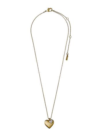 Pilgrim Sophia Accessories Jewellery Necklaces Dainty Necklaces Kulta Pilgrim GOLD PLATED