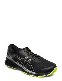 Asics Gel-Kayano 26 Lite-Show Shoes Sport Shoes Running Shoes Musta Asics BLACK/BLACK, Miesten kengät