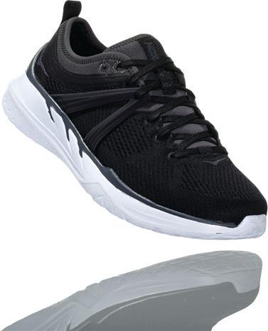 Hoka One One Tivra Shoes Women, black/dark shadow