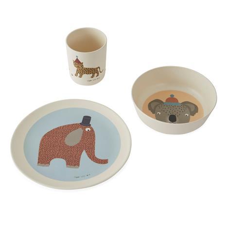 OYOY, Hathi Bamboo Tableware set