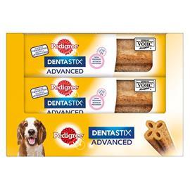 Pedigree Dentastix Advanced - pienille koirille (12 x 40 g)