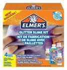 Elmer's Glitter Slime Kit, liimapakkaus slimen valmistukseen