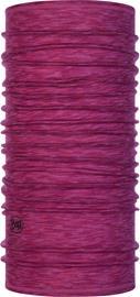 Buff Lightweight Merino Wool Monikäyttöhuivi, raspberry multi stripes