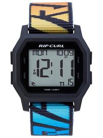 Rip Curl Atom Webbing Digital faded blue / wash