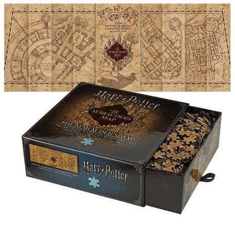 Palapeli: Harry Potter - Marauder's Map (1000pc) LAUTA