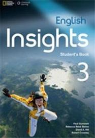 English Insights 3, kirja