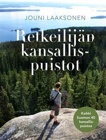 Retkeilijän kansallispuistot (Jouni Laaksonen), kirja