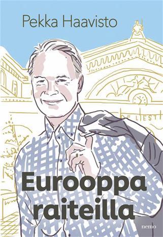 Eurooppa raiteilla, kirja