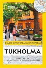 Kaupunkimatkailijan kävelyopas - Tukholma (Lisa Arnold Veli-Pekka Ketola (suom.)), kirja
