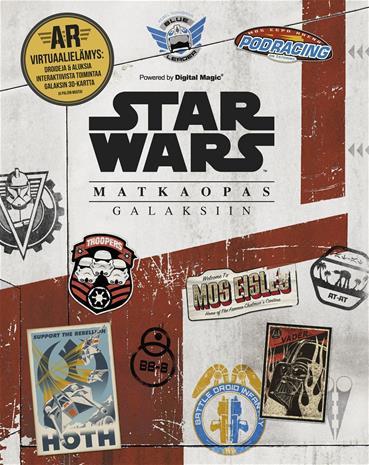 Star wars : matkaopas kaukaiseen galaksiin (Jason Fry), kirja