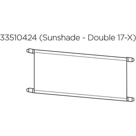 Thule Sunshade Double (33510424)