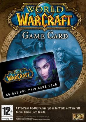 World of Warcraft - 60 päivää lisää peliaikaa, PC-peli
