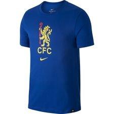 Chelsea T-paita Cup Collection - Sininen/Keltainen