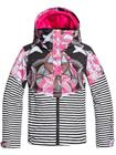 Roxy Frozen Flow Jacket beetroot pink Tytöt