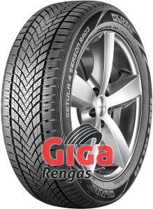 Rotalla Setula 4 Season RA03 ( 195/65 R15 95H XL ), Kitkarenkaat