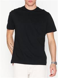 Filippa K M. Single Jersey Tee T-paidat ja topit Black
