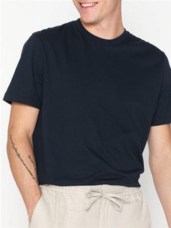 Filippa K M. Single Jersey Tee T-paidat ja topit Navy