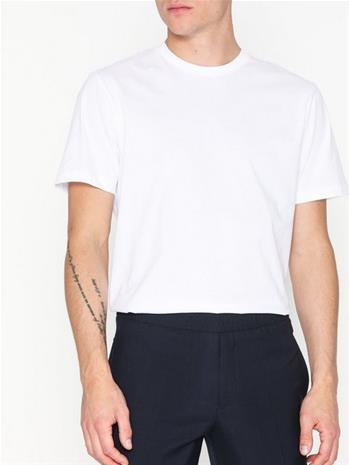 Filippa K M. Single Jersey Tee T-paidat ja topit White
