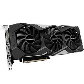 Gigabyte Radeon RX 5600 XT GAMING OC 6 GB, PCI-E, näytönohjain