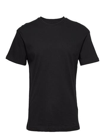 Jack & Jones Jjeliam Tee Ss Crew Neck Noos T-shirts Short-sleeved Musta Jack & J S BLACK