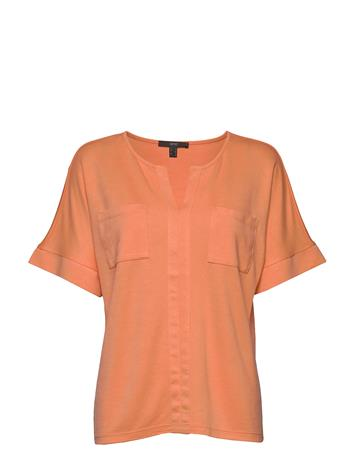 Esprit Collection T-Shirts T-shirts & Tops Short-sleeved Oranssi Esprit Collection ORANGE