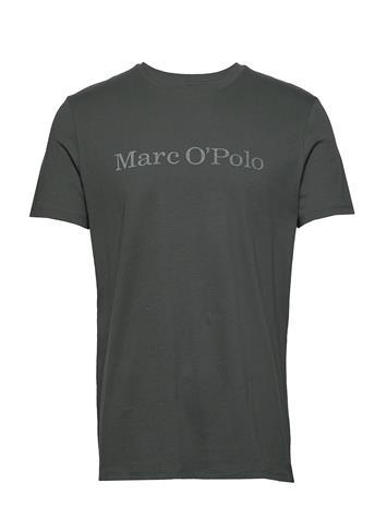 Marc O'Polo T-Shirt T-shirts Short-sleeved Vihreä Marc O'Polo MANGROVE