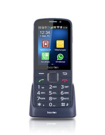 Beafon SL810, puhelin