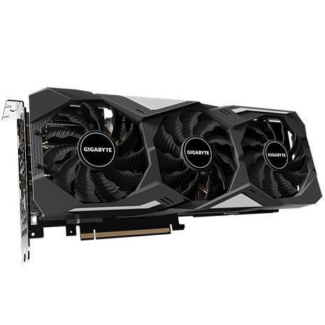 Gigabyte GeForce RTX 2070 Super WINDFORCE OC 3X 8 GB, PCI-E, näytönohjain