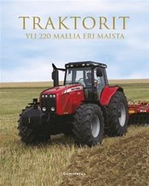 Traktorit : yli 220 mallia eri maista (Michael Williams Aatos Nieminen (suom.)), kirja