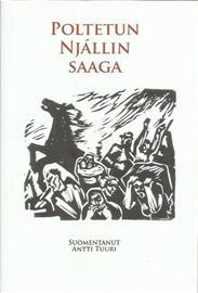 Poltetun Njállin saaga (Antti Tuuri (, kirja
