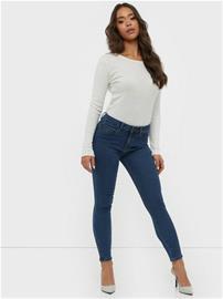 Vero Moda Vmhot Seven Mr Slim Ankle Zip Pants