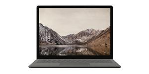 """Microsoft Surface Laptop DAK-00033 (Core i7-7660U, 8 GB, 256 GB SSD, 13,5"""", Win 10 Pro), kannettava tietokone"""