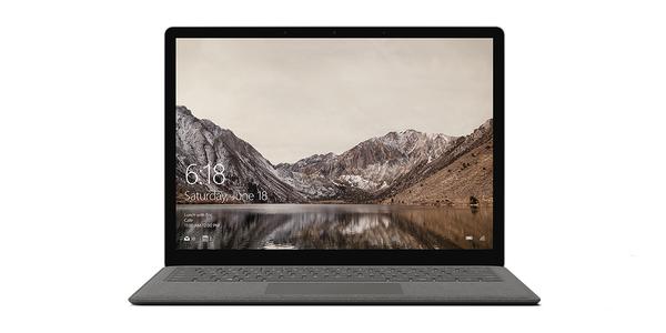 "Microsoft Surface Laptop DAM-00033 (Core i7-7660U, 16 GB, 512 GB SSD, 13,5"", Win 10 Pro), kannettava tietokone"