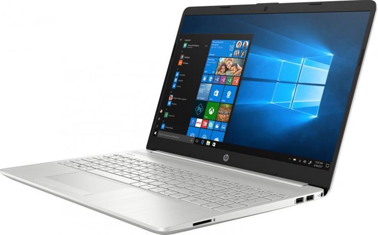 """HP Laptop 15s-eq0093no (Ryzen 5 3500U, 8 GB, 512 GB SSD, 15,6"""", Win 10), kannettava tietokone"""