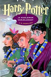 Harry Potter ja kuoleman varjelukset (J.K. Rowling Jaana Kapari-Jatta (käänt.)), kirja