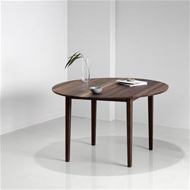 Sibast No 3, jatkettava pöytä 120 cm