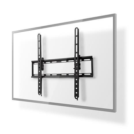 """Nedis TVWM1131BK, kallistettava tv-seinäteline 23-55"""", max 35 kg"""