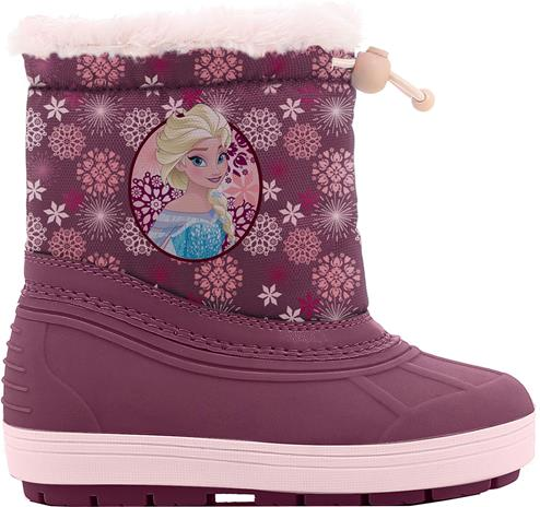 Disney Frozen Talvisaappaat, Burgundy 28