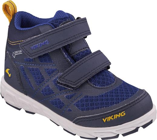 Viking Veme Vel Mid GTX Lenkkarit, Navy/Dark Blue 28