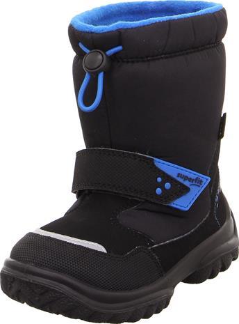 Superfit Snowcat GTX Talvisaappaat, Black/Blue 23