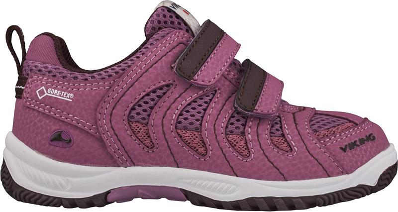 Viking Cascade II GTX Lenkkarit, Dark Pink/Violet 34