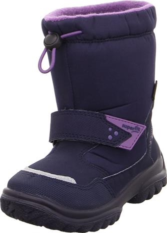 Superfit Snowcat GTX Talvisaappaat, Blue/Violet 33
