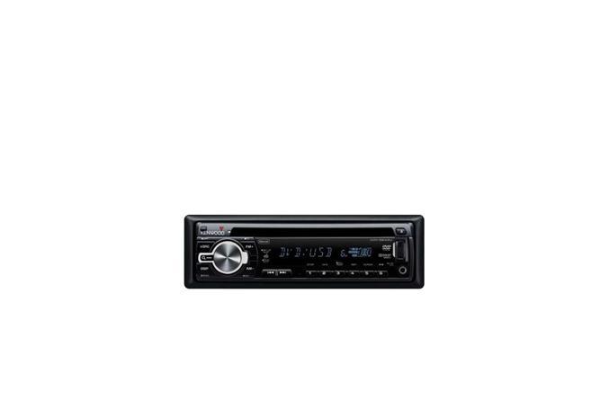 Kenwood KDV5244U, DVD-soitin autoon