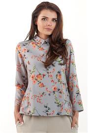 Naisten paita, harmaa L (40)