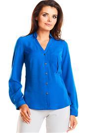 Naisten paita, sininen, M (38)